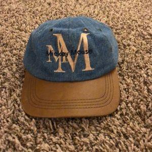 Mickey Mouse baseball hat